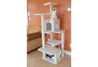 Armarkat B6802 made our best cat trees review top 10 list