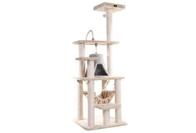 Armarkat A6501 made our best cat trees review top 10 list