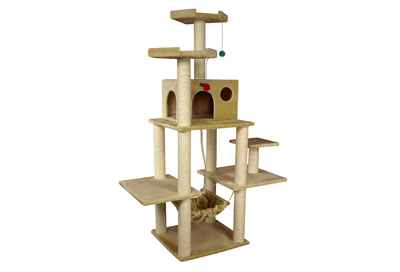 Armarkat A7202 made our best cat trees review top 10 list