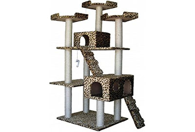 Go Pet Club F2038 made our best cat trees review top 10 list