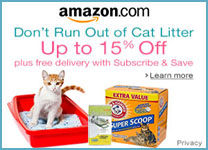 Amazon Cat Litter