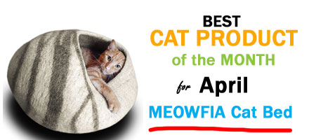 MEOWFIA Cat Bed