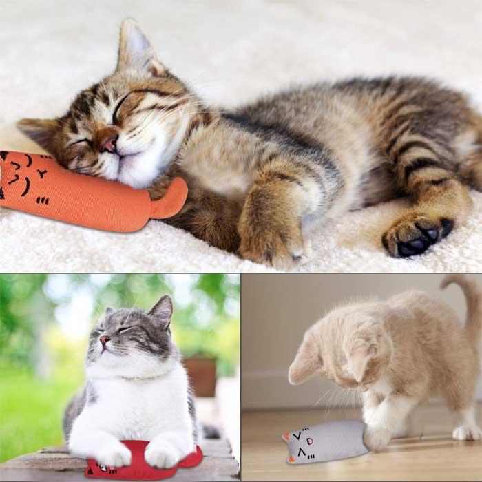 catnip toy colors