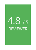 4.8 Review Score image